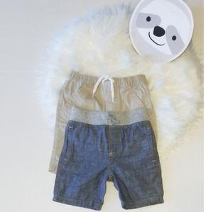 HP!🥳 Toddler 3T Shorts Bundle